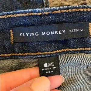 Flying Monkey Jeans - Flying monkey never used jeans size 28